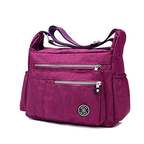 Homeve - Shoulder Bag Brown To Brown Woman
