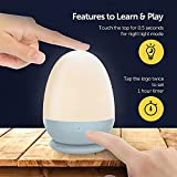 JolyWell Night Lights for Kids with Stable Charging