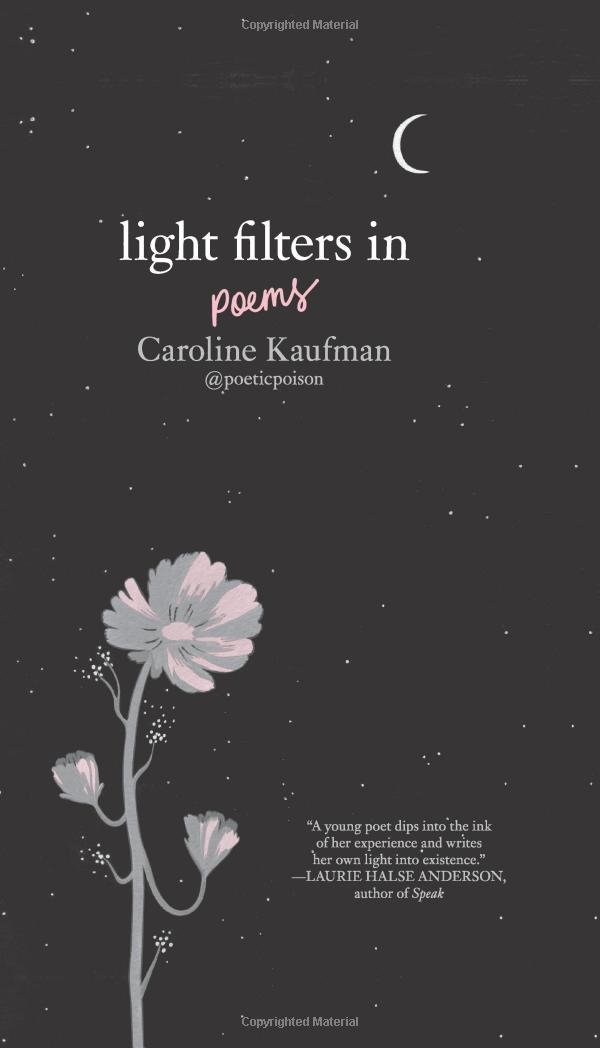 light filters in poems