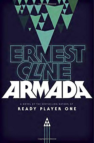 Book cover from Armada: A Novelby Ernest Cline
