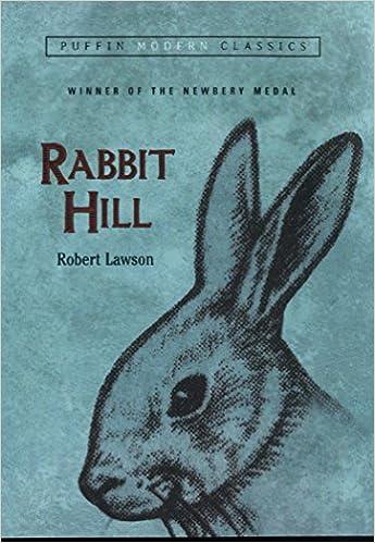 rabbit hill book report