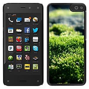 LECELL--Funda protectora / Cubierta / Piel For Amazon Fire Phone -- Green Nature Verano --