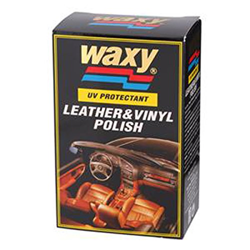Waxy Uv Protection Leather & Vinyl Polish 125 ml