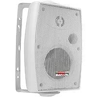 Pyle PLMR34 3.5-Inch 200 Watt Two Way Sealed Speaker System