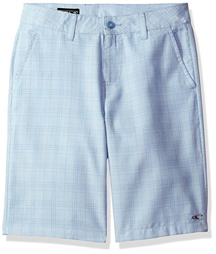 ONeill Boys Delta Plaid Short