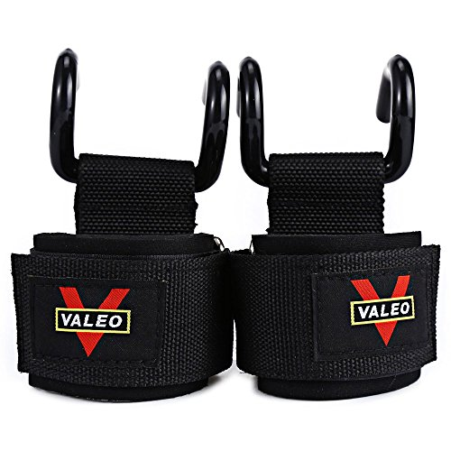 1 Pair Dumbbell Steel Weight Lifting Power Clasps Grip Ho...
