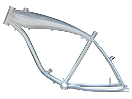 """Amazon.com: BBR Tuning 26"""" Inch Motorized Bicycle Frame with Built ..."""