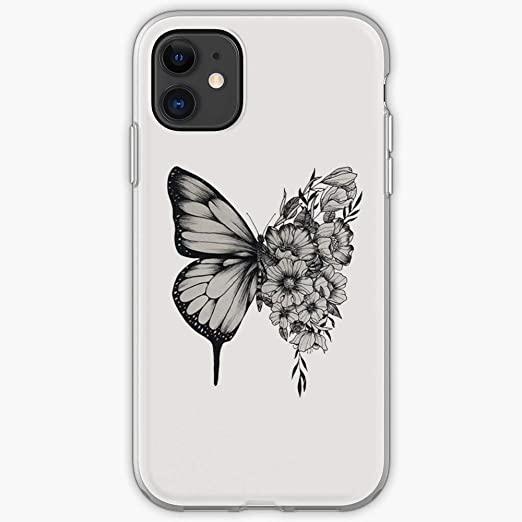 Mendes Tattoo Shawn Butterfly | Phone Case for iPhone 11, iPhone 11 Pro, iPhone XR, iPhone 7/8 / SE 2020