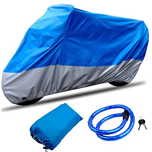 Small Motorcycle Cover - 7