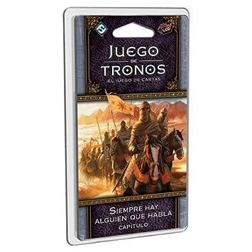 Fantasy Flight Games Juego de Tronos LCG: Siempre Hay ...