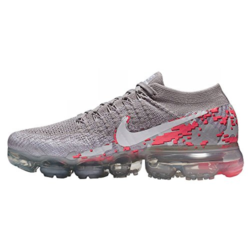 EU White Flyknit 40 NIKE Atmosphere C 001 Vapormax W Air Grey Scarpe Running Donna AAw1Hp