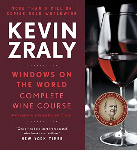 Kevin Zraly Windows on the World Complete Wine Course: Revised and Expanded Edition cover