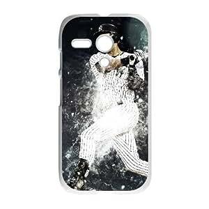 Motorola G phone case White New York Yankees HUI5001573