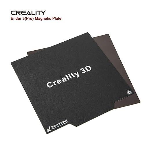 Sovol Creality Ender 3 Cama Magnética Flexible Placa Superficie de ...