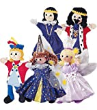 Royal Family Costumed Puppets Special, Set of 5