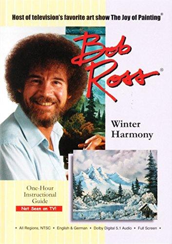 Armona-De-Invierno-Bob-Ross-Dvd