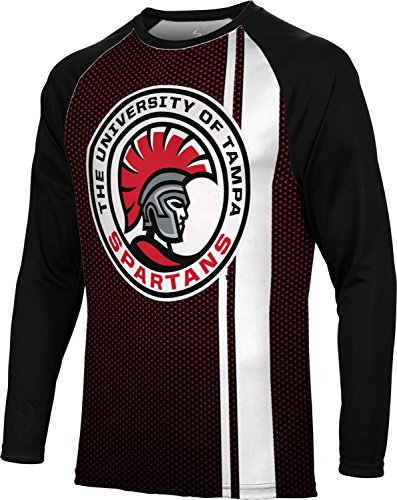 [Spectrum Color Gear Men's University of Tampa Vintage Long sleeve (Large)] (Spartacus Outfit)