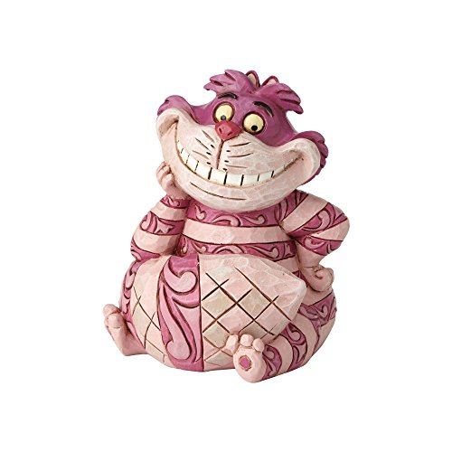 (Jim Shore Disney Traditions by Enesco Mini Cheshire Cat)
