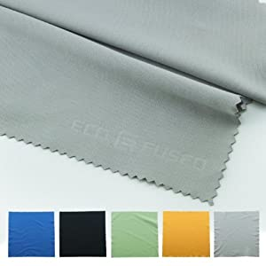 Large Microfiber Cleaning Cloths.For Cell Phones, Laptops, Tablets, Glasses, Spectacles, and Delicate Surfaces