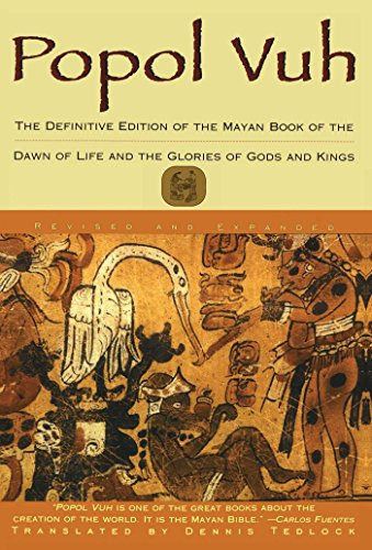 Image of Popol Vuh: The Mayan Book of the Dawn of Life