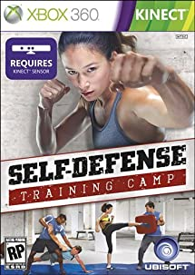 Self-Defense Training Camp - Xbox 360
