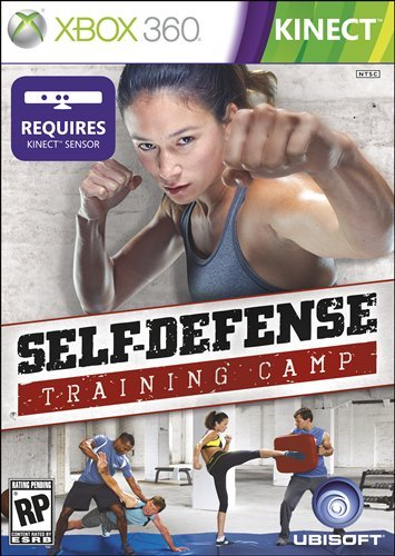 Self-Defense Training Camp - Xbox 360 (Xbox Zumba Connect)