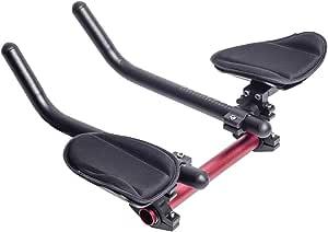 UPANBIKE Bike Rest Handlebar Aluminum Alloy Aero Bar TT Bar for MTB Mountain Bike Road Bicycle Triathlon Time Trial