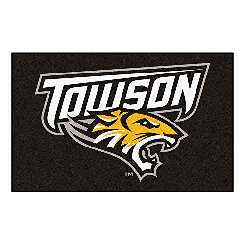 (NCAA Towson University Ulti-Mat, Small, Black)