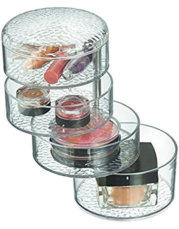 Office & School Supplies New Stick On Desktop Pen Holder Makeup Storage Pot Case Plastic Desk Organizer Stationery Holder Pencil Vase #63