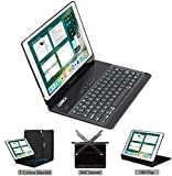 LENRICH 2017 iPad Pro 10.5 iPad Air 2019 3rd case with Keyboard Backlit