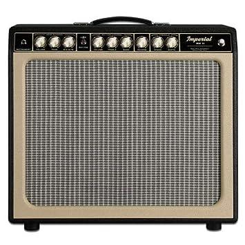 Tone King Imperial MKII Combo BLK · Amplificador guitarra eléctrica: Amazon.es: Instrumentos musicales