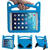 Lefon iPad Mini 5 Case for Kids, Shockproof Convertible Handle EVA Kids-Friendly Cover with Protective Stand for iPad Mini 5th Gen 2019/iPad Mini 4/3/2/1