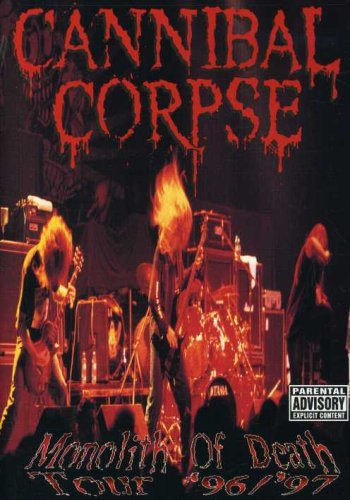 DVD : Cannibal Corpse - Monolith Of Death [explicit Content]