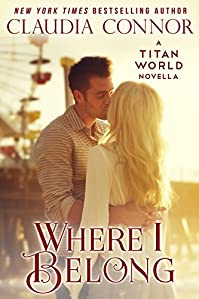 Where I Belong by Claudia Connor ebook deal