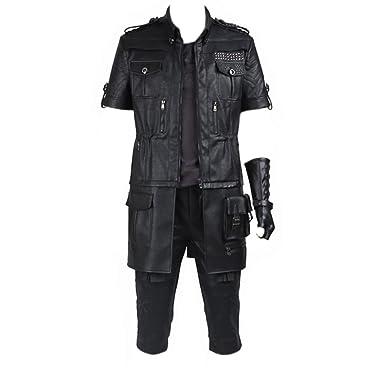 amazon com cosplaydiy men s outfit for final fantasy xv noctis