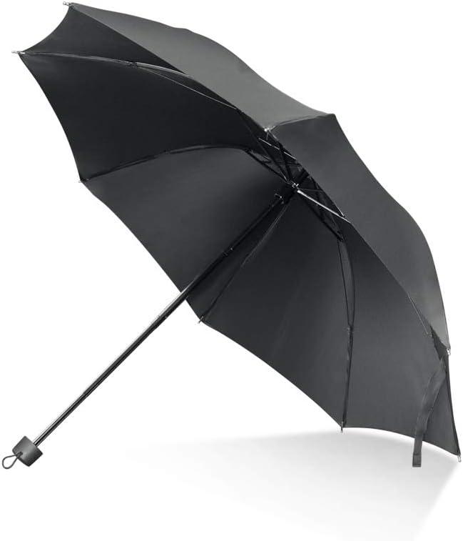 Folding Umbrellas for Wind//Rain with Matte Handle ATOFUL Compact Travel Umbrella 8 Ribs Upgraded