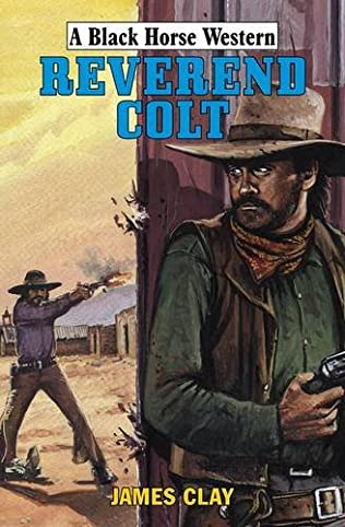 book cover of Reverend Colt