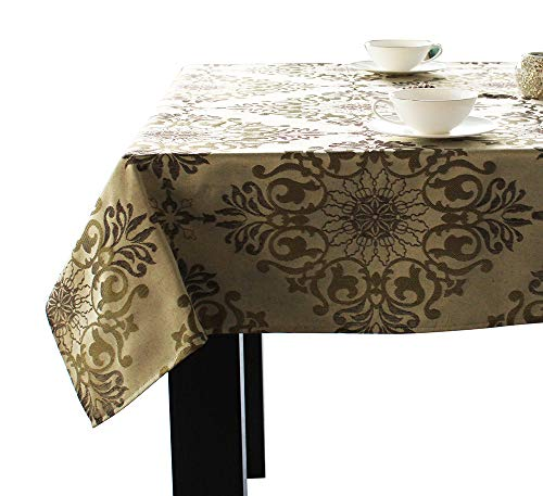 Assorted Sizes//Colors Polyester LaserCut PineCone Fabric Tablecloths DIRECT2HOME