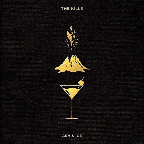 CD : The Kills - Ash & Ice (CD)