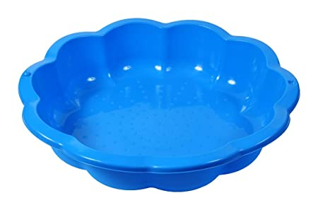Starplay Junior Sunflower Pool Sandpit, Blue