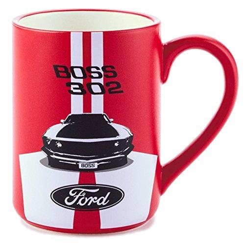 Hallmark Ford Car Coffee Mug Mugs Birthday Transportation