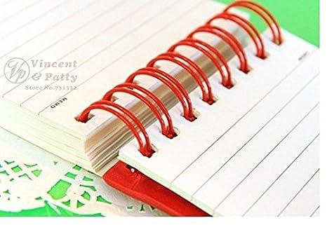 Amazon.com : 4 Pcs/lot Le Petit Prince Coil Notebooks Spiral ...