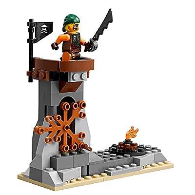 Lego Ninjago 70593 The Green NRG Dragon Building Kit,  (567-Pieces): Toys & Games