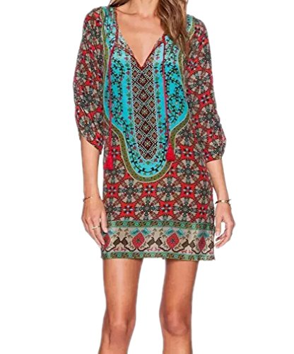 little-mango-loose-fit-dresses-with-sleeves-vintage-beach-dress