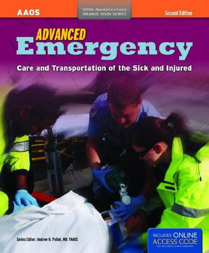 1449600816 - Advanced Emergency Care and Transportation of the Sick and Injured (Orange Book)
