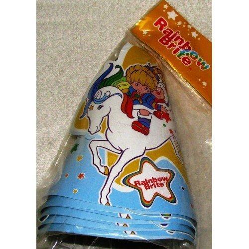 rainbow-brite-cone-hats-8ct