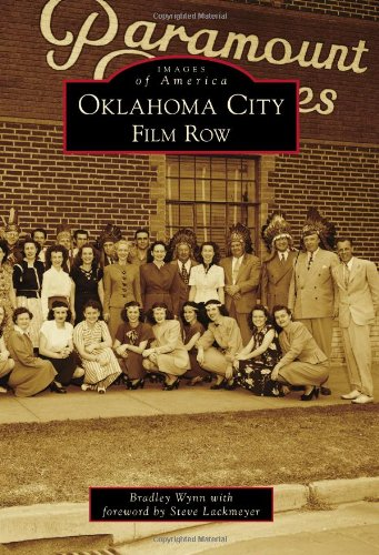 (Oklahoma City: Film Row (Images of)