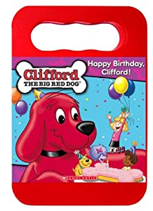 Amazoncom Clifford Happy Birthday art Clifford the Big Red