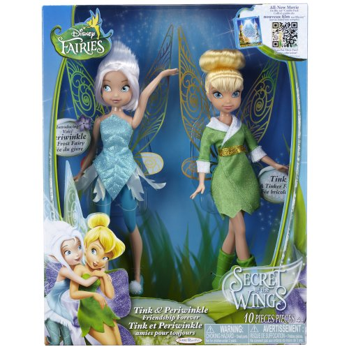 Disney Fairies - Tink and Periwinkle - Friendship Forever - 2 -