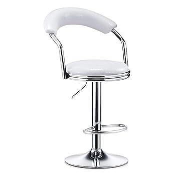 Chaise De Bar Chaise Reglable Rotative Tabouret Haut